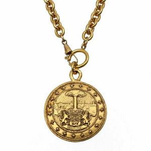 CHANEL Jewelry - AUTHENTIC CHANEL NECKALCE